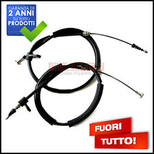 Cavi Freno a Mano Lato Guidatore / Lato Passeggero Alfa Romeo 147 dal 2001>