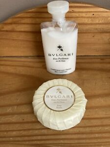Bvlgari Au The Blanc Hair Conditioner And Soap