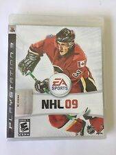 NHL 2009 Playstation3 Game on DVD New
