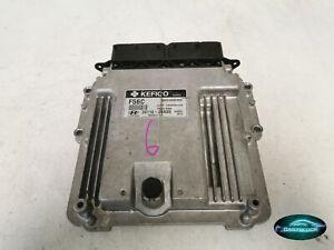 2012 13 14 HYUNDAI ACCENT OEM ECU ENGINE CONTROL MODULE  39110-2BAS9