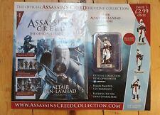 Assassins Creed Colección Oficial Edición #1 Altair Ibn-laahad Estatuilla Nuevo