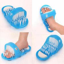1X für Frauen Männer Badezimmer Dusche Füße Fußreiniger Waschbürste Massagegerät