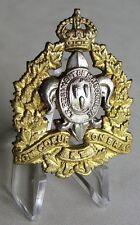 Le Régiment de Maisonneuve , KC Cap Badge , Montreal - Canada WWII WW2