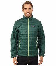 NEW Patagonia Nano Puff Jacket Men's Green Size XXL 2XL NTW $199