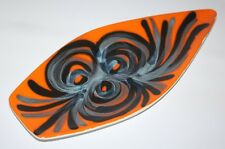 Poole Pottery - Delphis - Shape 82 Spear Dish - Angela Wyburgh