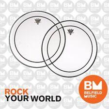 Remo PS-1322-00 Drum Head Pinstripe 22'' inch Clear Skin Bass - Belfield Music