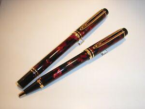 Parure plume + bille WATERMAN MAN 200 – Set fountain pen + ballpoint waterman