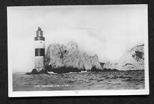 1930s View: The Needles Light House, Isle of Wight