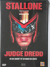 Judge Dredd - Polizist & Vollstrecker in 1 Person - Sylvester Stallone, Prochnow
