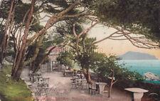 * GENOVA - Nervi - Terrazzo Fiesco e Chiosco nel Schickert's Paro Hotel