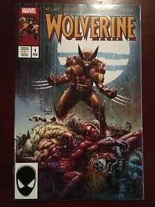 wolverine 1 2020 variant NM New And Unread