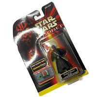 Star Wars Darth Maul Figure Episode 1 1998 Hasbro CommTech Vintage MOC Jedi Duel