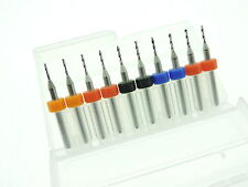 1.05mm 1.15mm 1.2mm 1.25mm 1.3mm Mixed Tungsten Carbide Micro Drill Bits