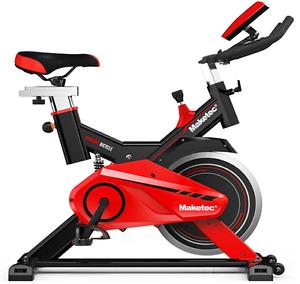 Bici spinning Maketec con volante de inercia de 24kg muy alta calidad