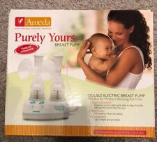 Ameda Purely Yours Double Electric Breast Pump 17070P, Vehicle Lighter Adapter
