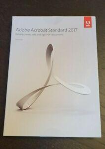 Adobe Acrobat Standard 2017 for Windows PC