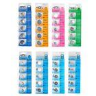 5pcs/10pcs CR2025 2032 1216 1616 1620 1632 2016 1220 3V Li-ion Button Battery