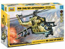 1/72 ZVEZDA 7293 MI-24V/VP HIND Helicopter