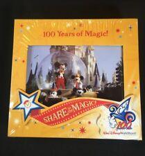 Disney Parks Official Walt Disney World Resort Autograph Book Blank Pages 100