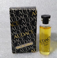 VTG ULTRA RARE Mini ✿ AUDACE for TAP ✿ Toilette Perfume Parfum (5ml - 0.17 floz)