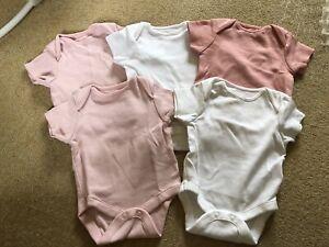 Next Vest/bodysuit Set, Girls, First Size