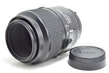 [App N MINT but AS IS] Nikon AF Micro Nikkor 105mm f/2.8 D Lens from Japan #0120