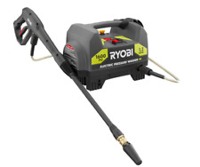 RYOBI Electric Pressure Washer 1,600 PSI 1.2 GPM Lightweight Spray Wand