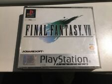 Final fantasy VII FF7 - PS1 playstation 1 sony - giochi videogames