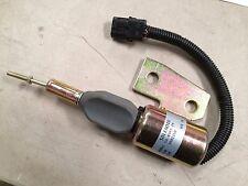 Fuel Solenoid Assembly Case 821 521D Cx130 3991168 J991168 87420953