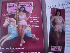 What Katie Did - Issue 9 = Spring 2017   Collectable Brochure / Catalogue