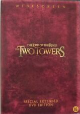 THE LORD OF THE RINGS - THE TWO TOWERS  -  2-DVD - SPECIAL EXTENDED EDITION