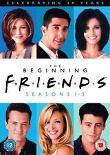 FRIENDS - THE BEGINNING - BLU-RAY - REGION B UK