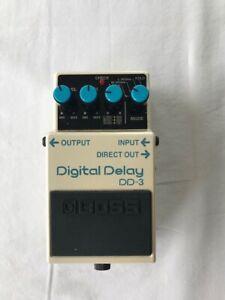 Digital Delay Boss Pedal DD-3