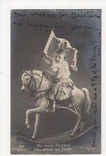Germany, Royalty, Der Jungste Kavallerist Prinz Wilhelm Postcard, B033