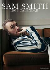 SAM SMITH CALENDAR 2019 LARGE UK WALL A3 POSTER SIZE NEW AND SEALED