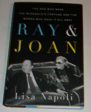 Ray & Joan – McDonalds' Ray Kroc 2016 Biography Great Story! Nice See!