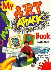 """My """"Art Attack"""" Book with Neil,Neil Buchanan"""