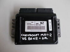 5WY5442G 96417301 Centralina Motore CHEVROLET MATIZ 2005 Benzina/GPL