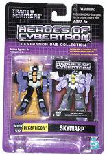 Transformers Generation 1 G1 Skywarp Heroes of Cybertron Figure MOC 2001