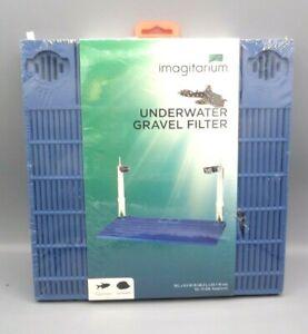 Imagitarium Undergravel Gravel Filter, 10 Gallon Brand New Free Shipping