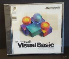 Microsoft Visual Basic Enterprise Edition V 5.0 Microsoft BackOffice - Brand New
