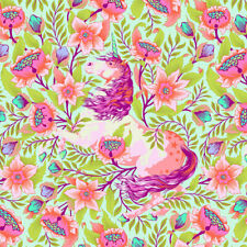 Tula Pink PINKERVILLE Imaginarium in Cotton Candy, quilting fabric