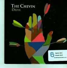 (CX980) The Chevin, Drive - 2012 DJ CD