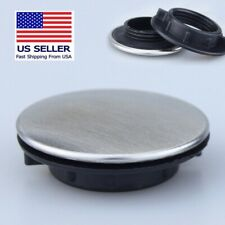 Kitchen Sink Tap Hole Blanking Plug Cover Plate Disk Polished Or Brushed #S2U
