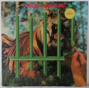 Tygers of Pan Tang - The Cage 1982 LP.