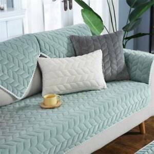 Thicken Sofa Mat Non-Slip Slipcover Seat Couch Mat for Living Room Decor KV