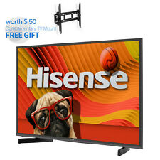 "HISENSE 43"" H5C Series Full HD Smart TV LED Backlight Free TV Wall Mount Gift"