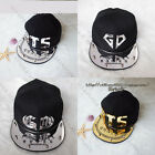 Kpop BTS Baseball CAP Bangtan Boys Hat Snapback Bigbang MADE GD G-Dragon iKON