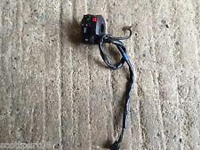 Suzuki GSX1300R Hayabusa 08-13 piezas de ruptura L/H Aparamenta Interruptor de control de engranajes