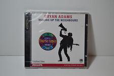 Cd-i Bryan Adams - Nuevo - Waking up the neightbours - New